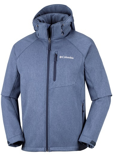 Columbia Softshell Mont Lacivert